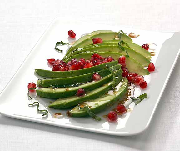 Avocado-Carpaccio