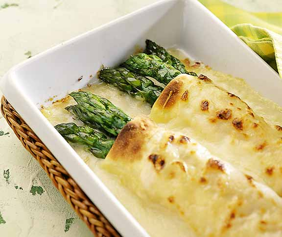 Spargel-Cannelloni