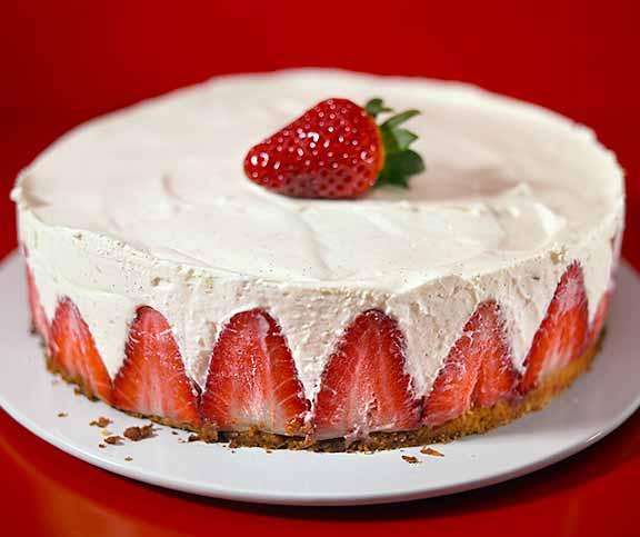 Erdbeer Joghurt Torte Betty Bossi