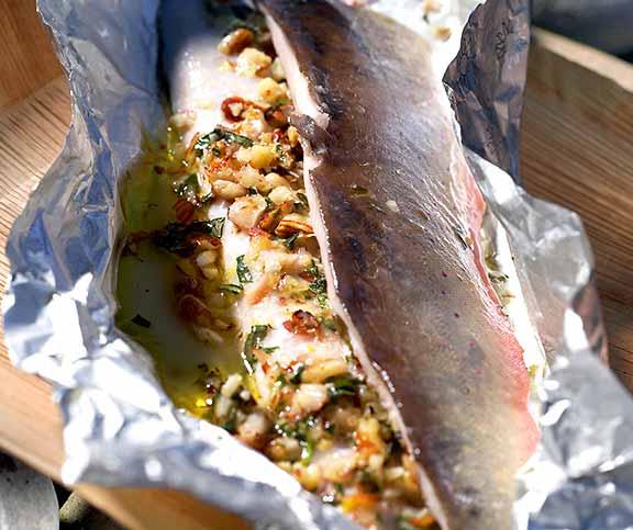 Grillfisch Aus Der Folie Betty Bossi