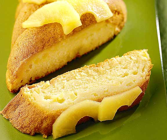 Savarin-Cake