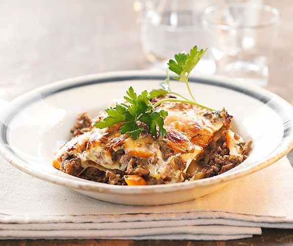schnelle lasagne betty bossi