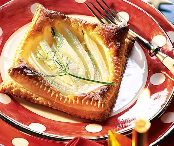 Tartelettes au fenouil betty bossi - Comment couper un fenouil ...