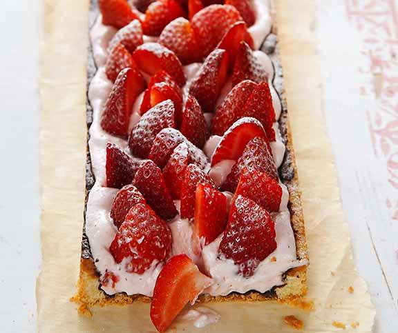 confiture de fraise betty bossi