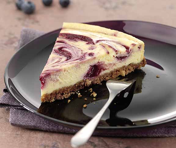 Marmorierter Cheesecake Betty Bossi