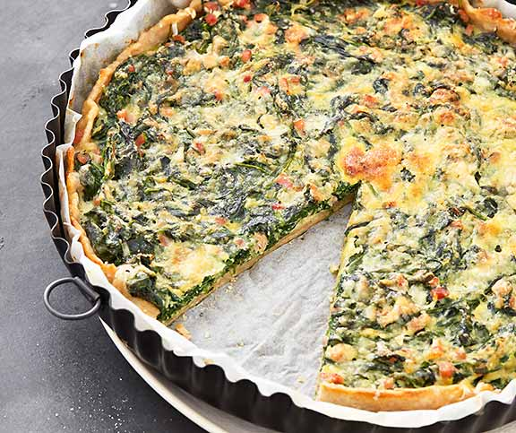 Quiche rezepte betty bossi