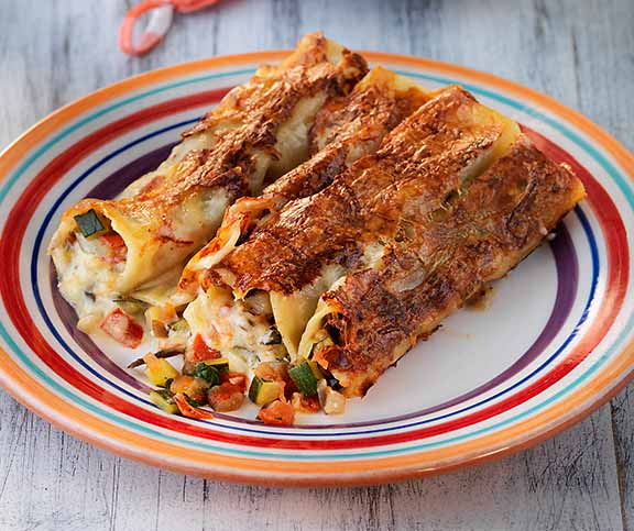 Sommer-Cannelloni