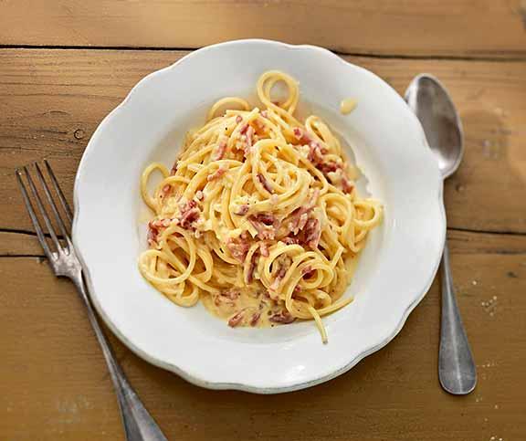 Spaghetti Alla Carbonara Betty Bossi