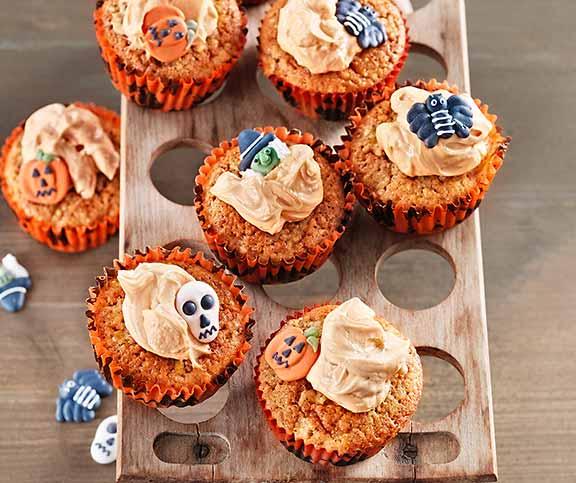 halloween cupcakes betty bossi. Black Bedroom Furniture Sets. Home Design Ideas