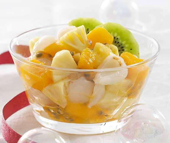 Salade De Fruits Exotiques Betty Bossi