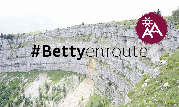 Betty Bossi unterwegs in der Schweiz